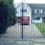 electric gates alderley edge