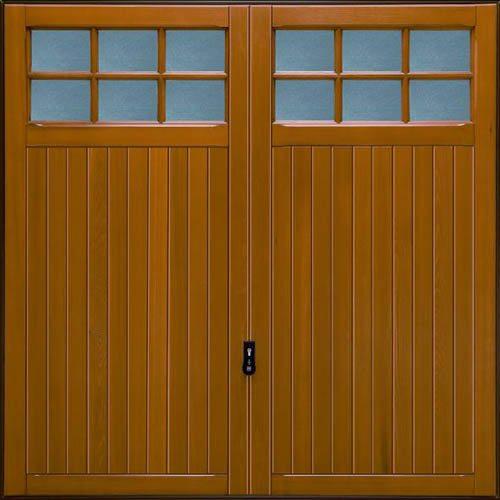 Timber Garage Door Installation Cheshire Doors