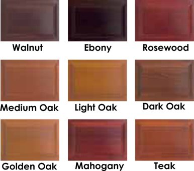 woodcolors