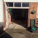 garage door installation chorley