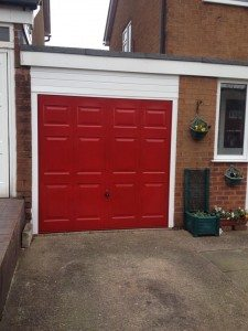 garage doors in crewe