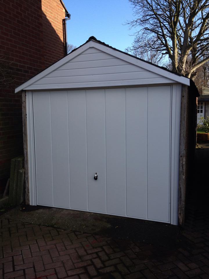 Before Amp After Gallery Of Garage Door Jobs Cheshire Doors