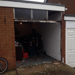 garage doors chorley