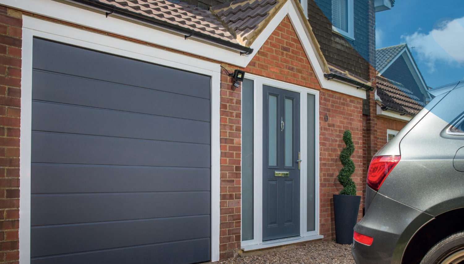 garage doors northwich