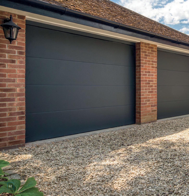 garage doors wigan