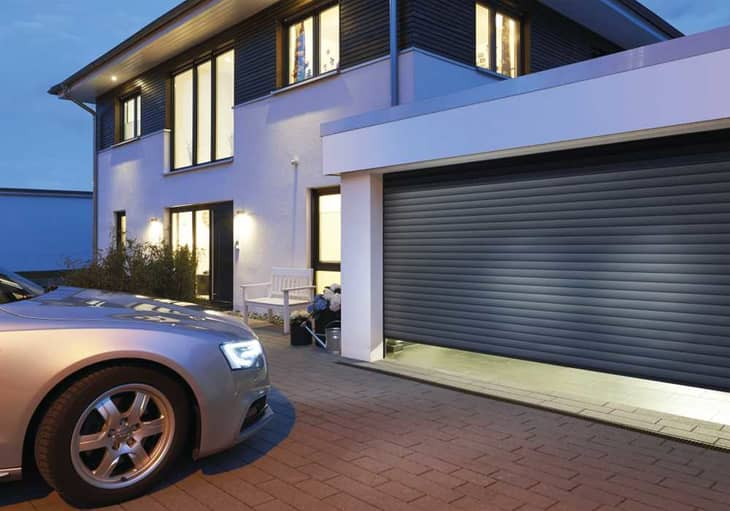 roller garage door cheshire